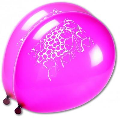 10 palloncini uva