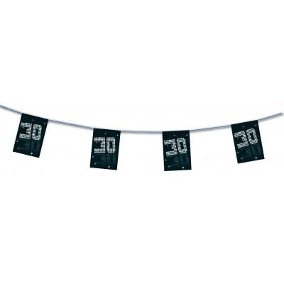 Bandierine compleanno 30 anni VIP