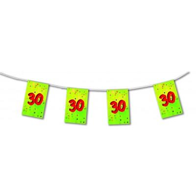 Bandierine compleanno 30 anni