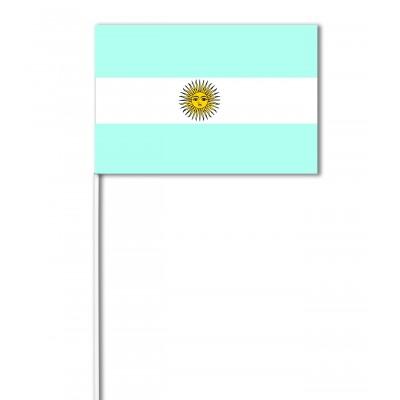 Bandierine da sventolare Argentina