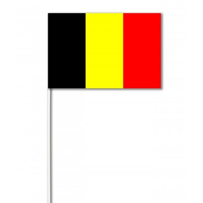 Bandierine da sventolare Belgio