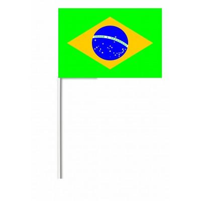 Bandierine da sventolare Brasile