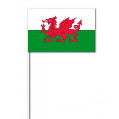 Bandierine da sventolare Galles