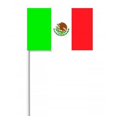 Bandierine da sventolare Messico