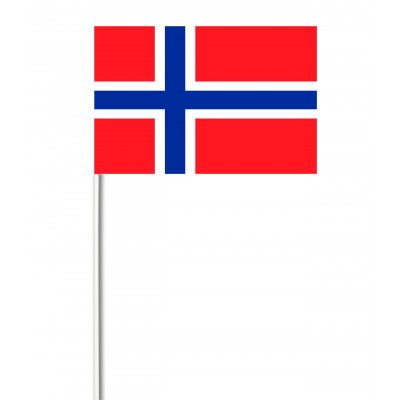 Bandierine da sventolare Norvegia