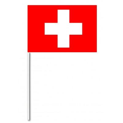 Bandierine da sventolare Svizzera