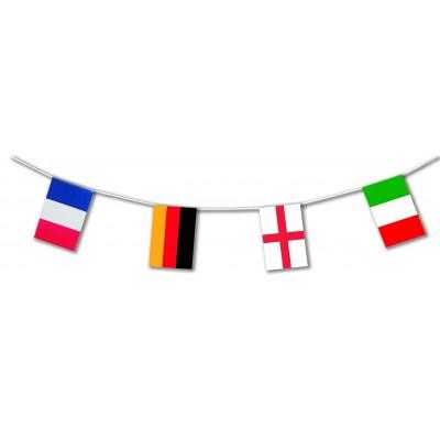 Bandierine Europei calcio