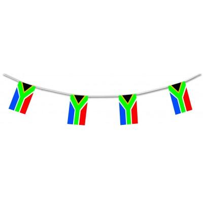 Bandierine in plastica Sud Africa