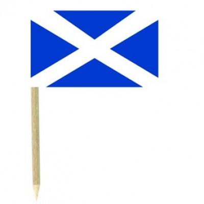 Stuzzicadenti bandierine Scozia