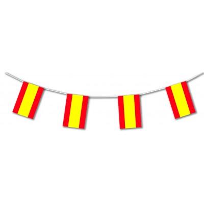 Bandierine in plastica Spagna