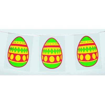 Bandierine uova di Pasqua