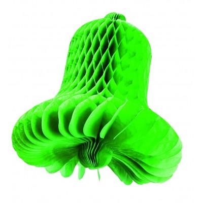 Campana a nido d'ape verde