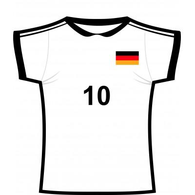 Cartonato maglia Germania