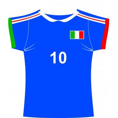 Cartonato maglia Italia