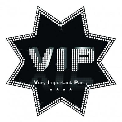 Cartonato stella VIP