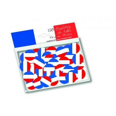 Coriandoli bandiera Francia -150 pz