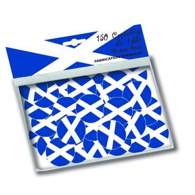 Coriandoli bandiera scozzese