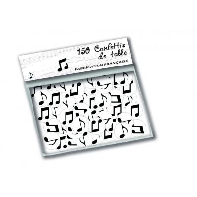 Coriandoli note musicali (150 pezzi)