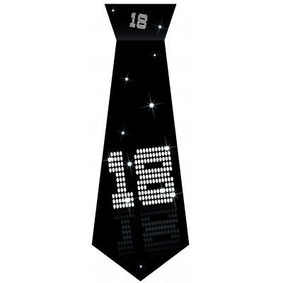 Cravatta compleanno 18 anni