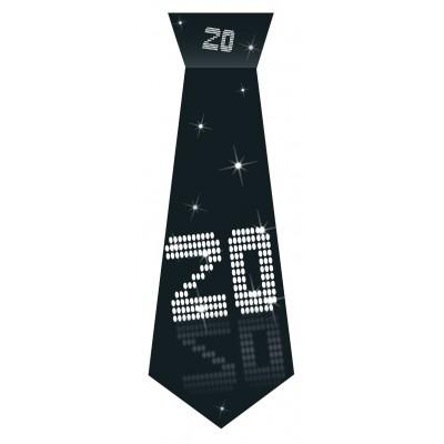 Cravatta compleanno 20 anni
