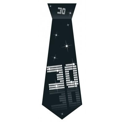 Cravatta compleanno 30 anni