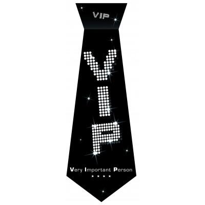 Cravatta compleanno VIP