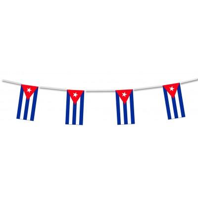 Festone bandierine Cuba