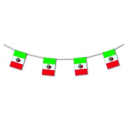 Festone bandierine Messico