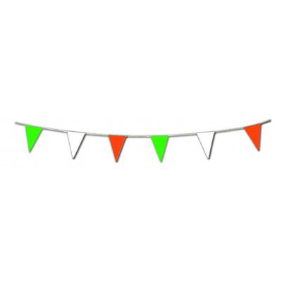 Festone bandierine tricolore