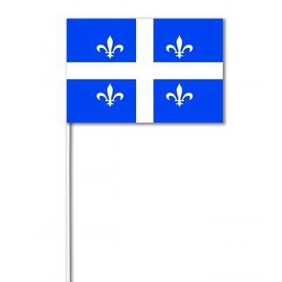 Bandierine da sventolare Quebec