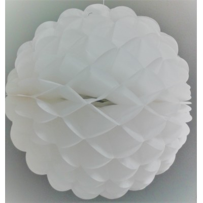 Pallina bianca da 25 cm
