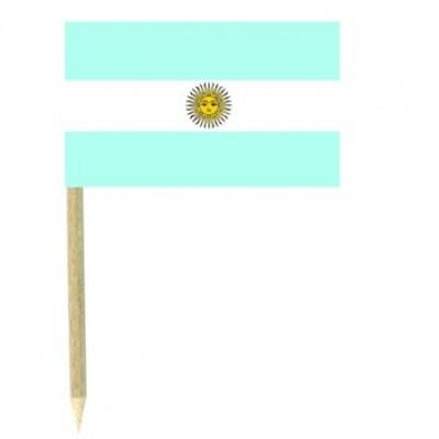 Stuzzicadenti bandierine Argentina
