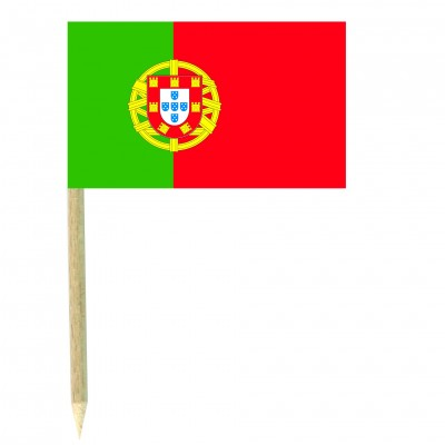 Stuzzicadenti bandierine Portogallo