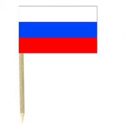 Stuzzicadenti bandierine Russia