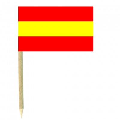 Stuzzicadenti bandierine Spagna