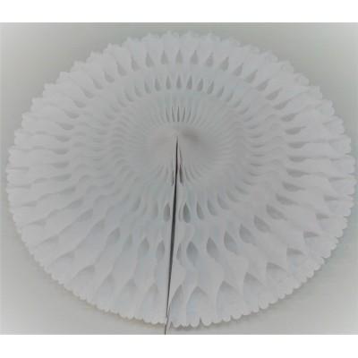 Ventaglio bianco da 50 cm