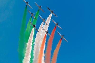 Festa della Repubblica: le decorazioni per celebrare l'Italia