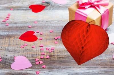 Crea la giusta atmosfera con le decorazioni di San Valentino